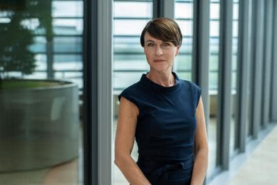 Neues Vorstandsmitglied startet im Dezember: Katharina Rath neuer Personal-Vorstand bei DB Schenker