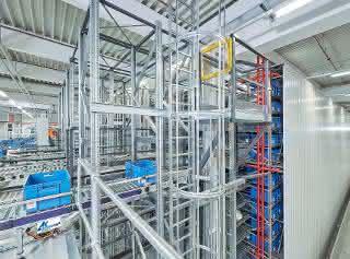 Klinkhammer bringt Intelligenz ins Distributionszentrum von TTI