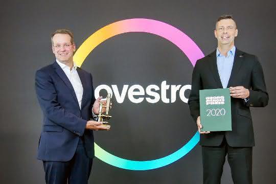 Markus Steilemann Covestro-Chef erhält Georg-Menges-Preis