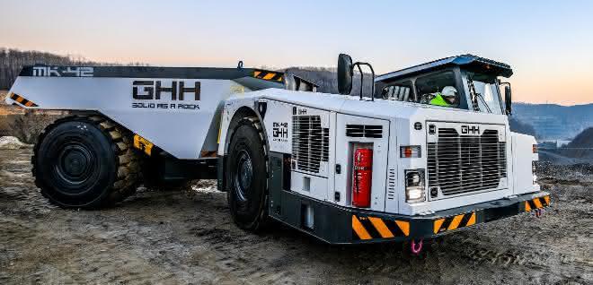 Berg- und Tunnelbaumaschinen: GHH expandiert nach Down Under