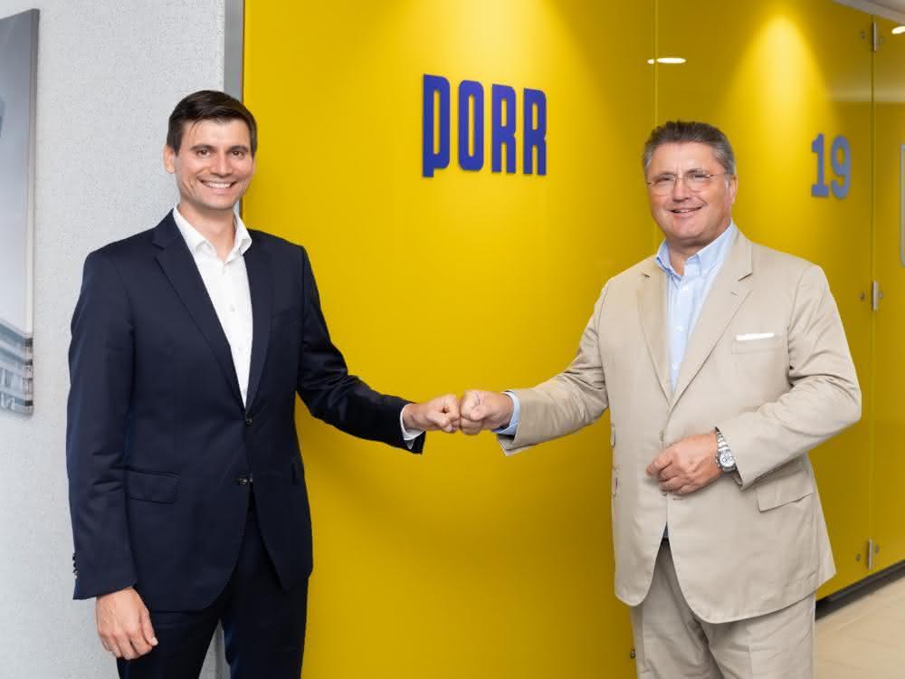 PlanRadar baut Zusammenarbeit mit PORR aus