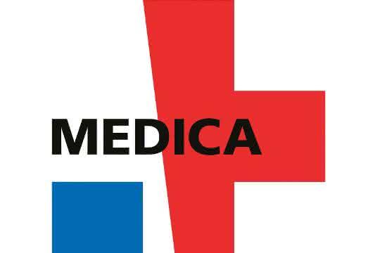 Messelogo der Medica