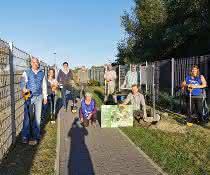 NABU Niedersachsen und Arvato Supply Chain Solutions fördern Biodiversität
