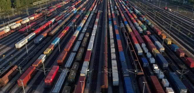 DB Cargo setzt in der Bahnlogistik auf Wachstum
