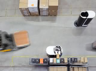 Jungheinrich beteiligt sich an Robotik-Start-up Magazino