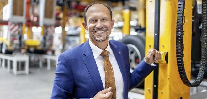 Schwarzmüller baut Geschäftsführung um