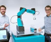Geschäftsführer von Fruitcore robotics