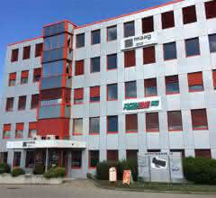 Maag-Unternehmenszentrale in Oberglatt, Schweiz