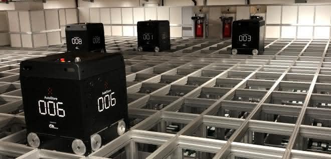 AutoStore-System