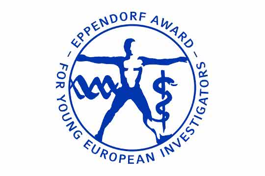 Logo des Eppendorf Award for Young European Investigators