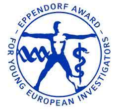 Logo des Eppendorf Award for Young European Investigators
