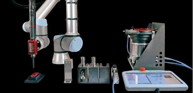 UR+Anwendungs-Kits von Universal Robots