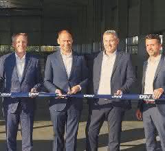 DSV erweitert Dresdner Logistik-Standort