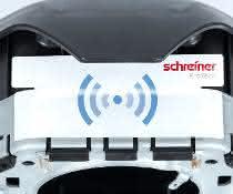 Fälschungssicher gekennzeichnet mit RFID.