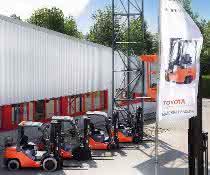 GC Kamen erweitert Händlernetz von Toyota Material Handling
