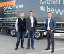 Spedition Amm ergänzt Flotte um 151 Krone Trailer