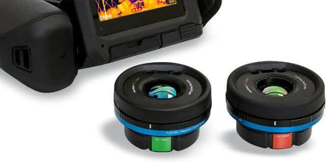 Kamera zur Gasdetektion