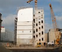 Nachfrage im Baugewerbe im September eher rückläufig