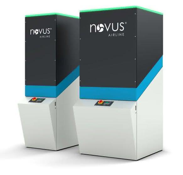 Filteranlage Novus Airline