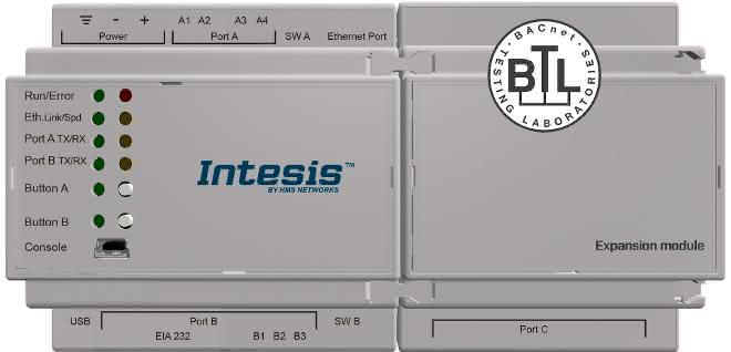 Intesis Gateway