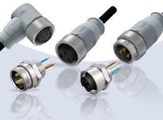 Steckverbinder: Neue Ausführungen mit 2,5 mm² Litzenquerschnitt