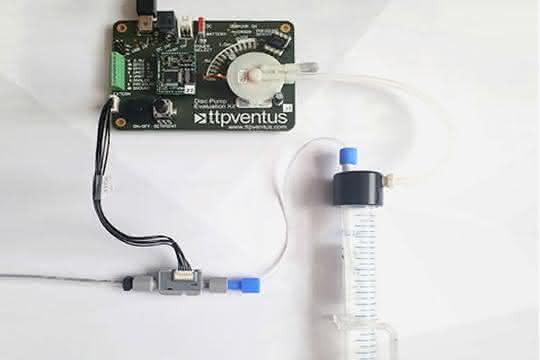 Mikrofluidik-Hochleistungstreiber