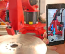Service mit Augmented Reality