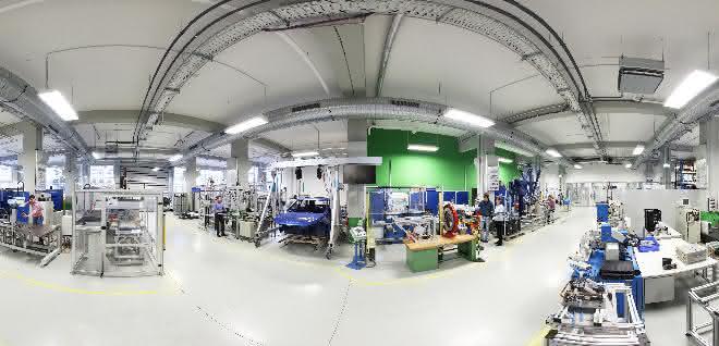 Produktionstechnik: Wie Forschung die E-Mobility vorantreibt
