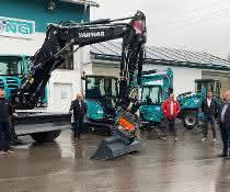 Maschinenpark erweitert: Tiefbauspezialist setzt auf Yanmar