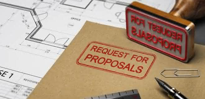 "Stempel ""Request for Proposals"""