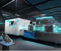 Virtuelle Referenzfabrik für Additive Fertigung