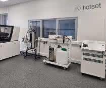 Systemcenter für Industrielle Temperiertechnik