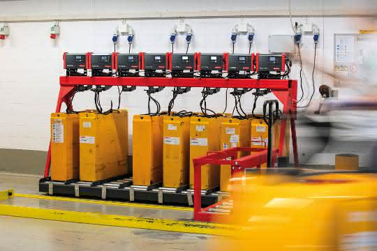Schonende Ziwschenladung von Blei-Säure-Batterien