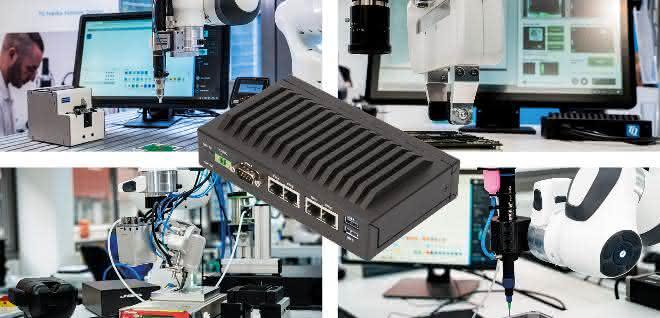 Embedded-PCs: Der intelligente Knoten