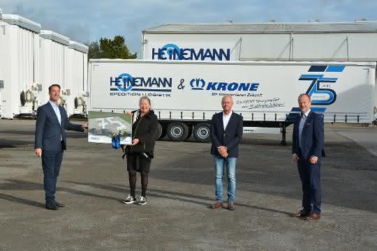 20 neue Profi Liner für die Spedition Heinemann