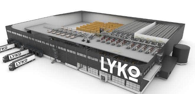 Lyko Group AB implementiert Automatisierungslösung erneut mit SSI Schäfer