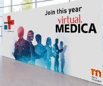 Virtuelles Messegelände Medica