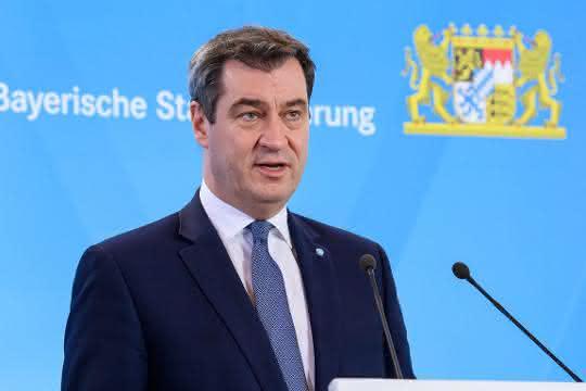 Dr. Markus Söder, Ministerpräsident von Bayern