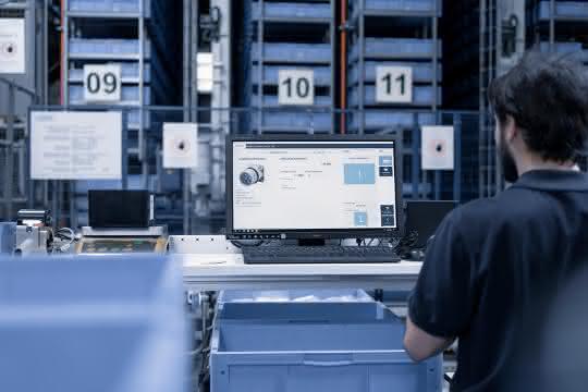 Mehr Transparenz in Logistik und Produktion