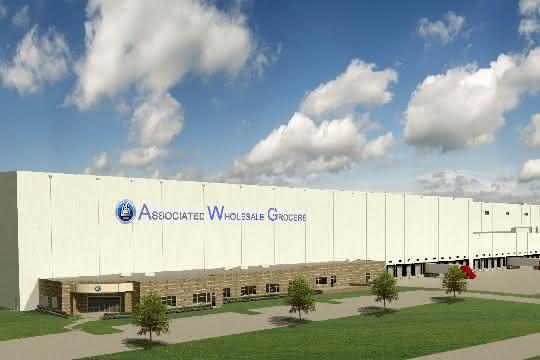 Hochmodernes Logistikzentrum für mehr als 3.100 Filialen