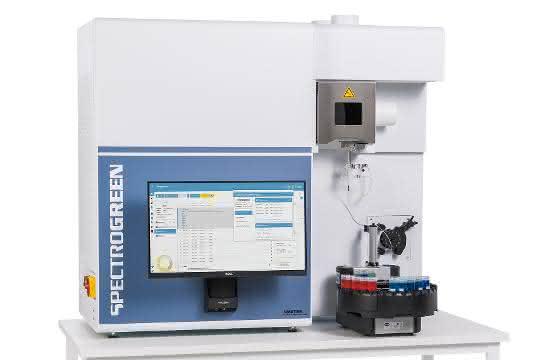 Spektrometer SPECTROGREEN TI