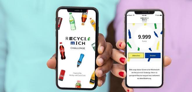 Recycle mich-App