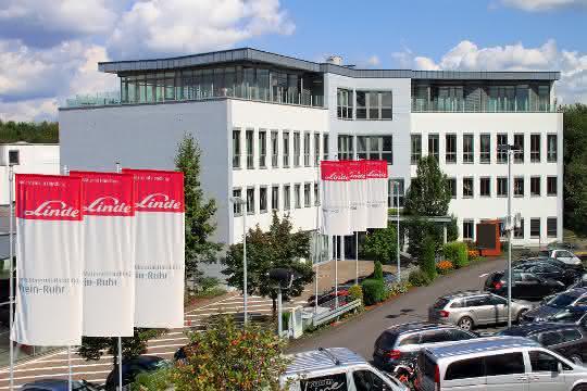 Gebäude Linde Material Handling