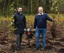 Still hat bald einen eigenen Wald