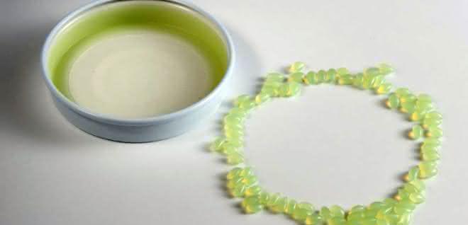 Die grüne Färbung soll den PVC- und weichmacherfreien Verschluss auf den ersten Blick erkennbar machen.