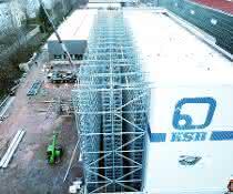 Lagermodernisierung: In großen Schritten zu 25 Prozent mehr Leistung