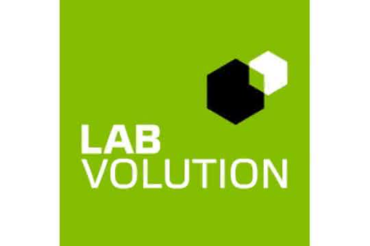 Messelogo der Labvolution