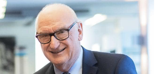 Udo Berner bis 2022 Vorsitzender der großen Unternehmen der Bauunternehmen