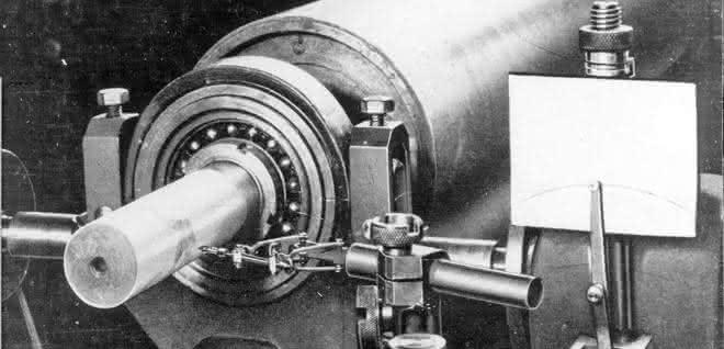 Schwingungsaufnehmer von 1920