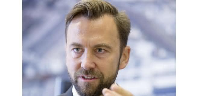 Simon Motter neuer Leiter der Volkswagen Konzernlogistik